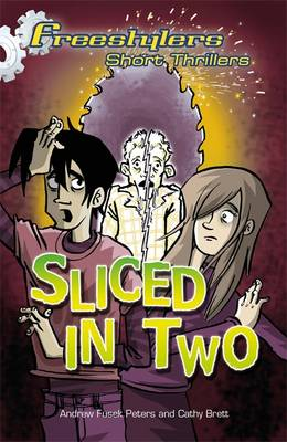 Sliced in Two - Freestylers Short Thriller 6 (Paperback)