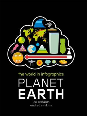 Planet Earth - The World in Infographics 8 (Hardback)