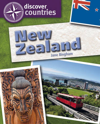 New Zealand - Discover Countries (Hardback)