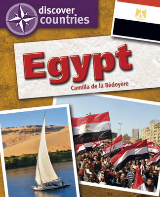 Egypt - Discover Countries (Hardback)