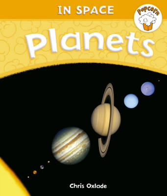 Planets - Popcorn: In Space No. 5 (Paperback)