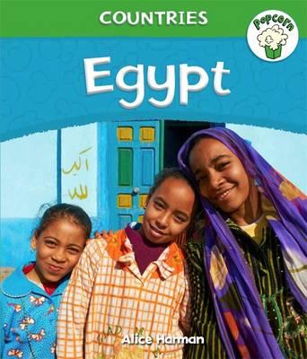 Egypt - Popcorn: Countries 10 (Hardback)