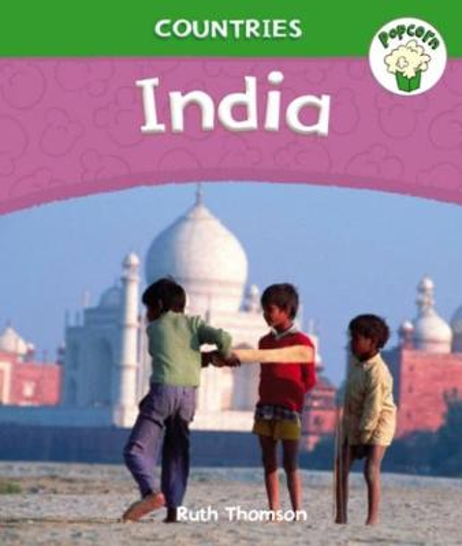 Popcorn: Countries: India - Popcorn: Countries (Paperback)
