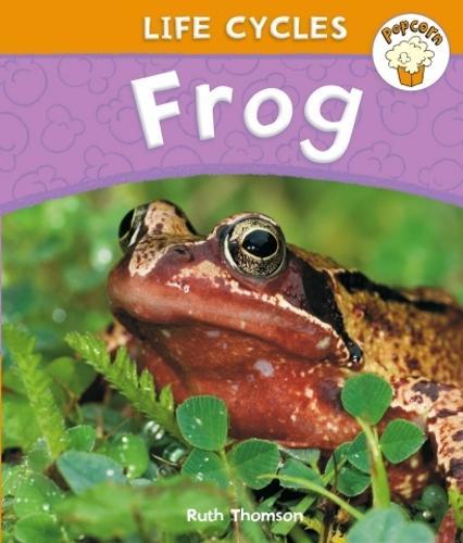 Popcorn: Life Cycles: Frog - Popcorn: Life Cycles (Paperback)