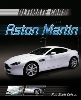 Aston Martin - Ultimate Cars (Paperback)