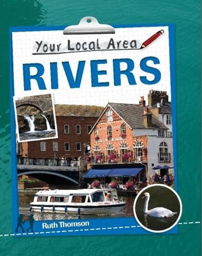 Popcorn: Geography Corner: Rivers - Popcorn: Geography Corner (Paperback)