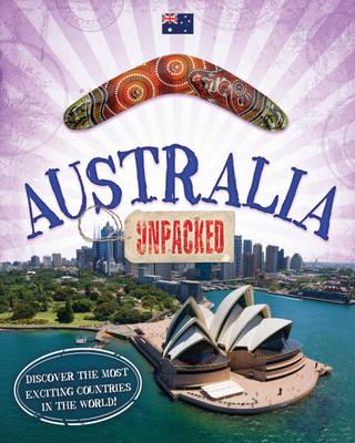 Australia - Unpacked 1 (Hardback)