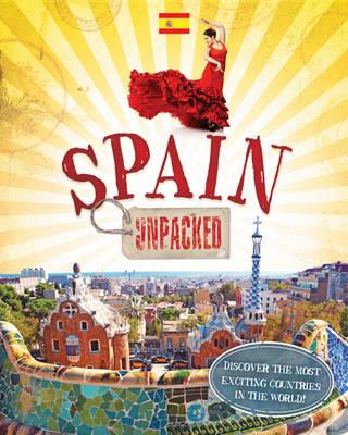Spain - Unpacked 5 (Hardback)
