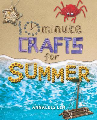 Summer - 10 Minute Crafts 2 (Hardback)