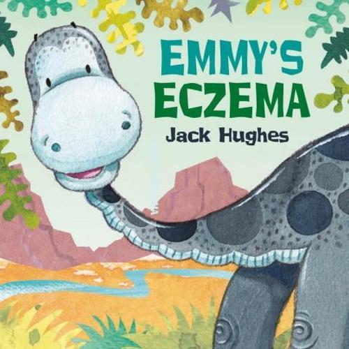 Dinosaur Friends: Emmy's Eczema - Dinosaur Friends (Paperback)