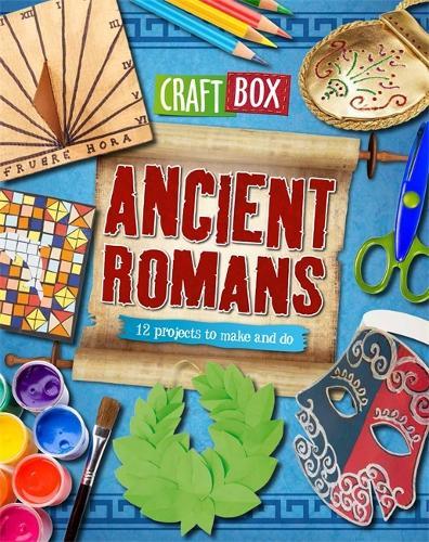 Craft Box: Ancient Romans - Craft Box (Hardback)