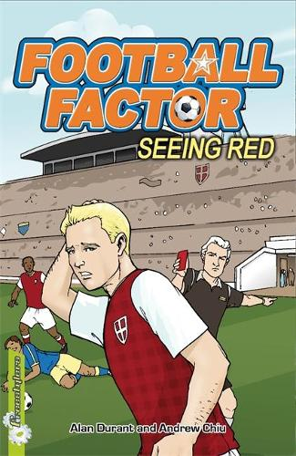 Football Factor: Seeing Red - Football Factor (Paperback)