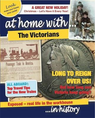 At Home With: The Victorians - At Home With (Hardback)