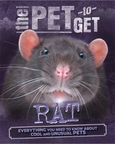 The Pet to Get: Rat - The Pet to Get (Hardback)