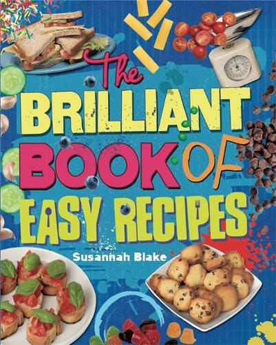 The Brilliant Book of: Easy Recipes - The Brilliant Book of (Paperback)