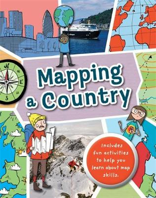 Mapping: My Country - Mapping (Hardback)