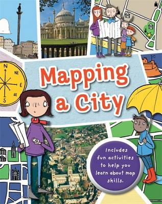 Mapping: A City - Mapping (Hardback)
