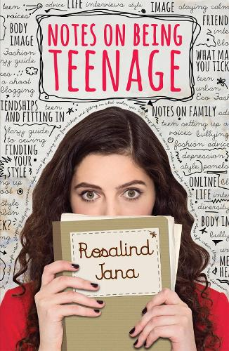 Notes on Being Teenage (Paperback)
