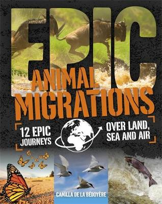 Epic!: Animal Migrations - Epic! (Hardback)