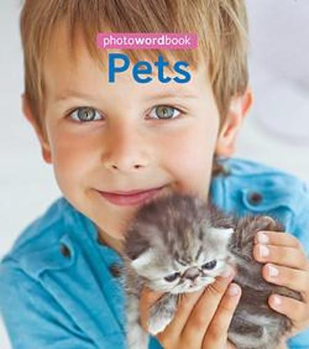 Photo Word Book: Pets - Photo Word Book (Paperback)