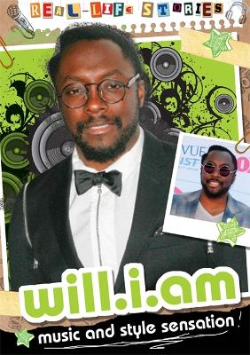 Real-life Stories: will.i.am - Real-life Stories (Paperback)