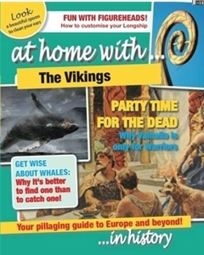 At Home With: The Vikings - At Home With (Paperback)