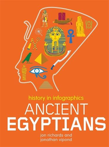 History in Infographics: Ancient Egyptians - History in Infographics (Paperback)