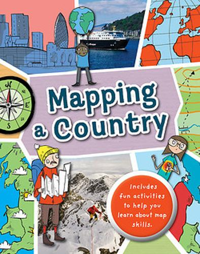 Mapping: My Country - Mapping (Paperback)