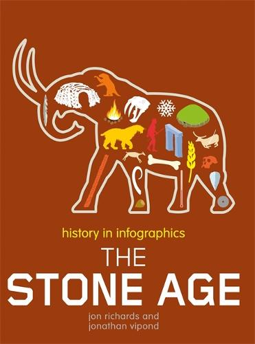 History in Infographics: Stone Age - History in Infographics (Paperback)