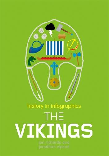 History in Infographics: Vikings - History in Infographics (Paperback)