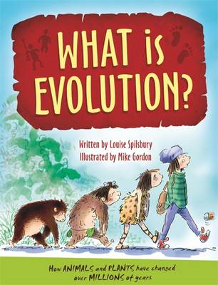 What is Evolution? (Hardback)