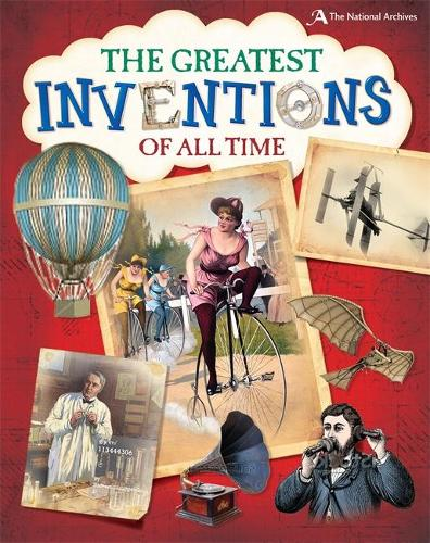 Greatest Inventions of All Time (Hardback)