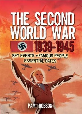 All About: The Second World War 1939-45 - All About (Paperback)