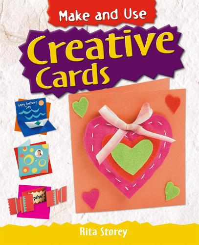 Make and Use: Creative Cards - Make and Use (Paperback)