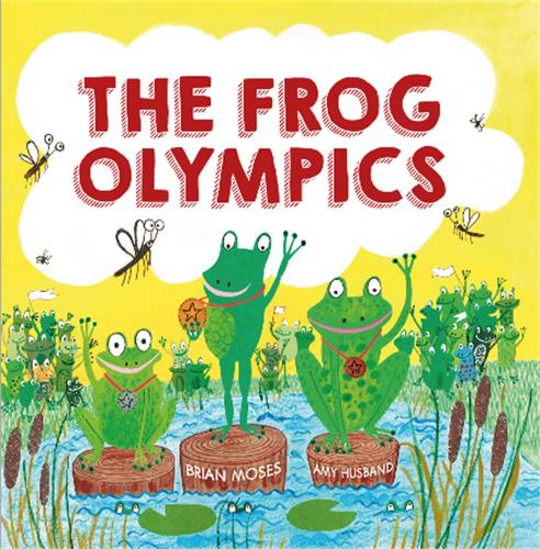 The Frog Olympics (Paperback)