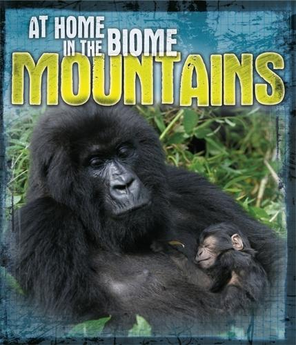 At Home in the Biome: Mountains - At Home in the Biome (Hardback)