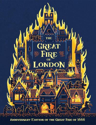 The Great Fire of London by Emma Adams, James Weston Lewis | Waterstones