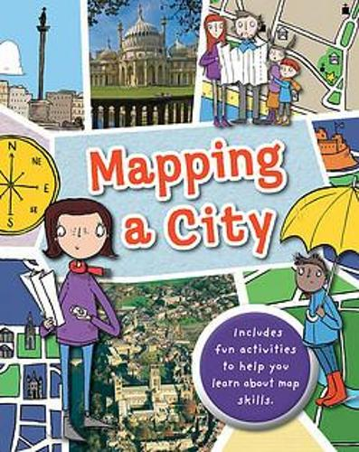 Mapping: A City - Mapping (Paperback)