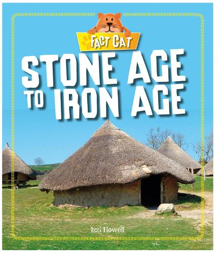 Stone Age to Iron Age - Fact Cat: History: Early Britons (Paperback)