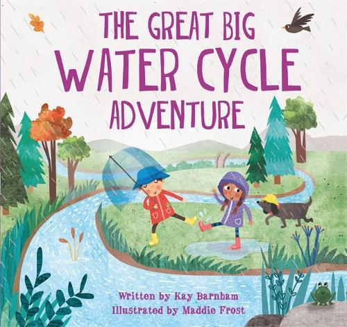 Look and Wonder: The Great Big Water Cycle Adventure - Look and Wonder (Hardback)