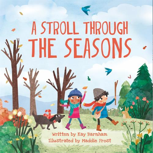 Look and Wonder: A Stroll Through the Seasons - Look and Wonder (Paperback)