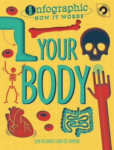 Infographic: How It Works: Your Body - Infographic: How It Works (Paperback)