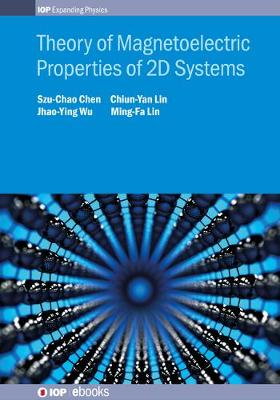 Theory of Magnetoelectric Properties of 2D Systems - IOP Expanding Physics (Hardback)