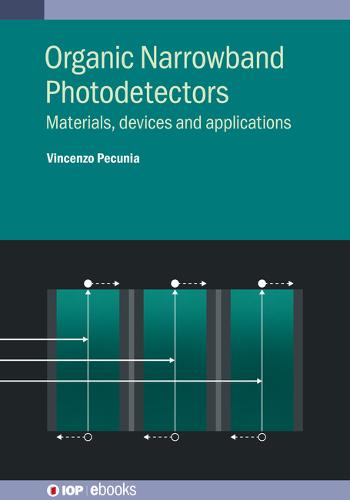 Organic Narrowband Photodetectors: Materials, devices and applications - IOP ebooks (Hardback)