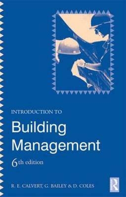 Introduction to Building Management (Paperback)