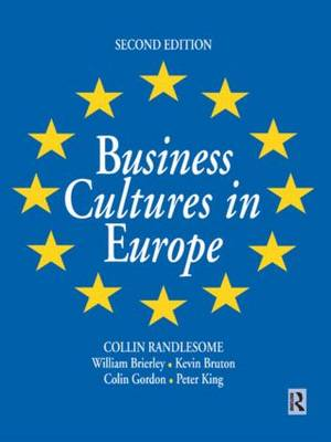 Business Cultures in Europe (Paperback)