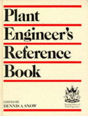 Plant Engineer's Reference Book (Hardback)