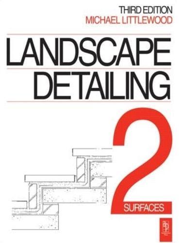 Landscape Detailing Volume 2: Surfaces (Paperback)