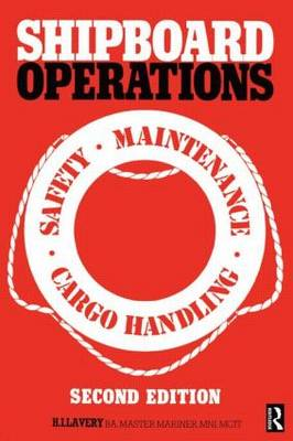Shipboard Operations, Second Edition (Paperback)