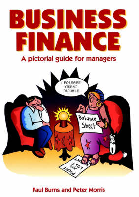 Business Finance: A Pictorial Guide for Managers (Paperback)